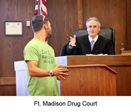 Ft. Madison Drug Court