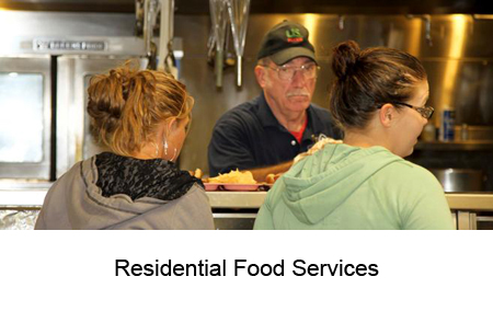 Residential Food Services